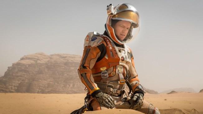 'Martian,' 'Revenant' Get Awards Boost With Top Golden Globes Wins