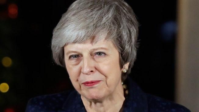 UK Leader Seeks EU Lifeline After Surviving Confidence Vote
