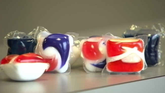 New York State Lawmakers Propose Child Mandate for Toxic Laundry Pods