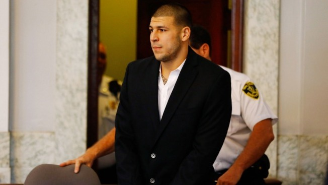 Judge Rejects Aaron Hernandez Bid to Move Murder Trial