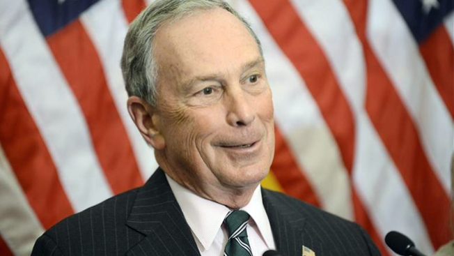 Michael Bloomberg Awarded Honorary Knighthood