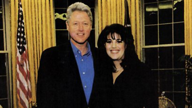 Clinton Papers Shed Light on Lewinsky Scandal