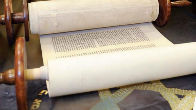 Century-Old Torah Scroll being Restored at New York City Hospital