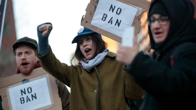 Trump's Muslim Rhetoric Key Issue in Travel Ban Rulings