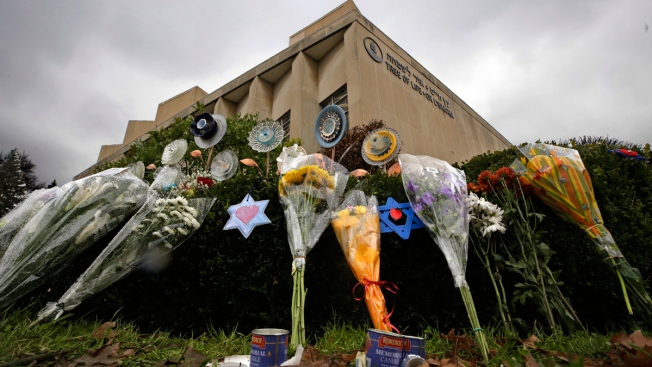 World Marks 1 Year Since Pittsburgh Synagogue Shooting