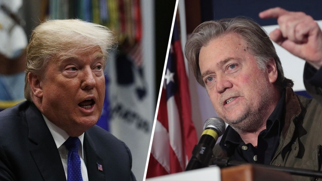 Bannon didn't realize that Trump always had the power to destroy him