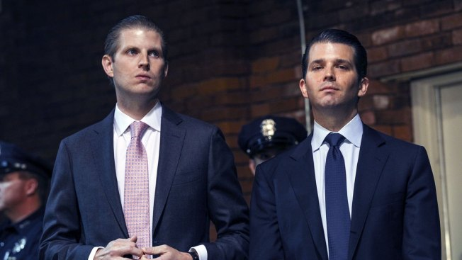 Trump Sons Take Helm of Company, Eye Domestic Expansion