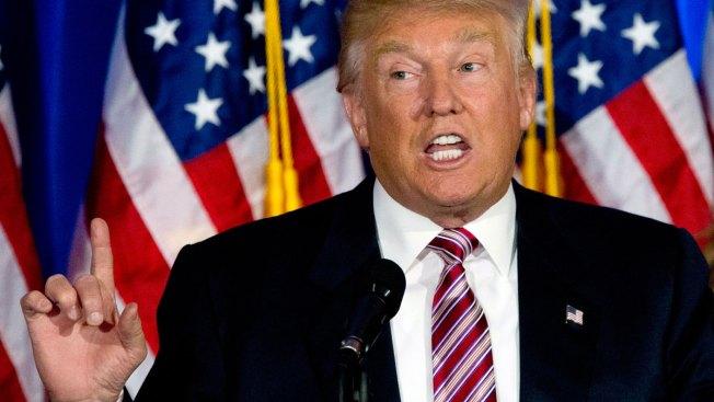 Trump Follows Political Playbook in Victory Speech