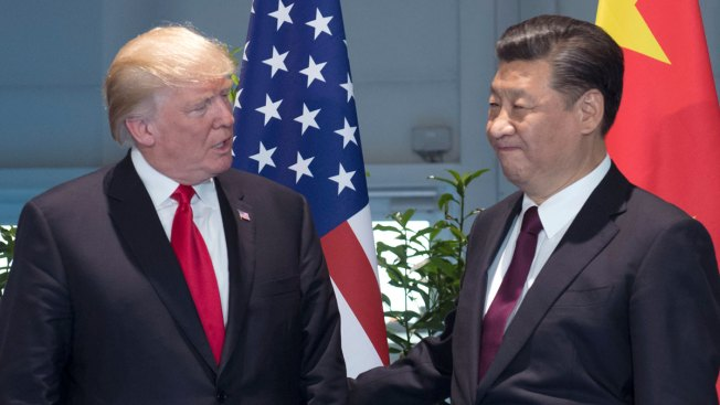 Trump Seeks Probe by His Trade Office of China's Practices