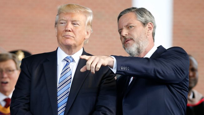 Evangelical Advisers Stay With Trump as Others Criticize Him