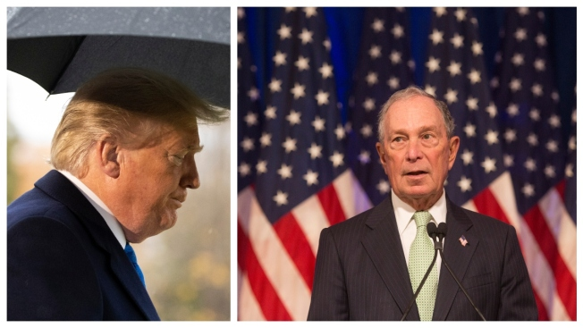 Trump Campaign to Stop Giving Credentials to Bloomberg News