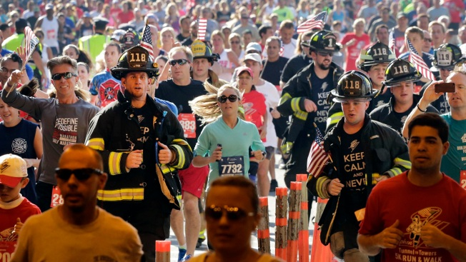 Runners From Canceled New Jersey Race Join Tunnel to Towers 5K Run