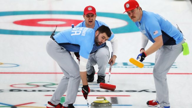 Local Curling Clubs Gain Popularity After the Olympics