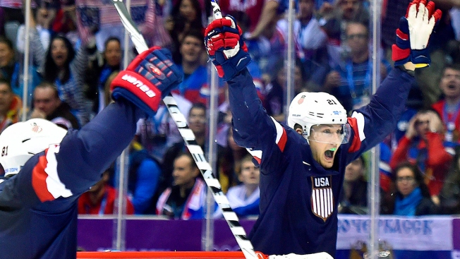 U.S. Earns Important Bye, and a Rest, in Run for Hockey Gold