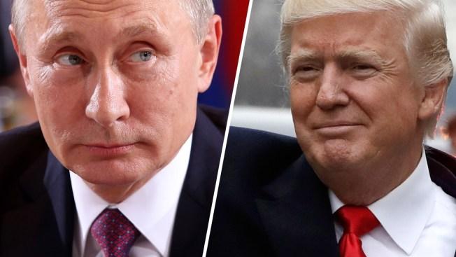 Trump Blasts Russia Sanctions Bill, But Still Signs It