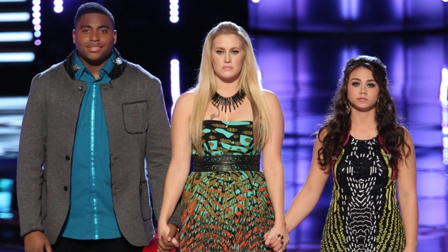 """The Voice"" Gets Its Top 10 as Dani Moz, TJ Wilkins Get the Axe at Live Eliminations"