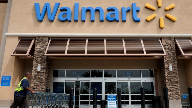 Blind Customers Sue Walmart Over Self-Service Accessibility