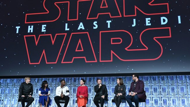 Star Wars Toy Launch to Unveil New 'Last Jedi' Character