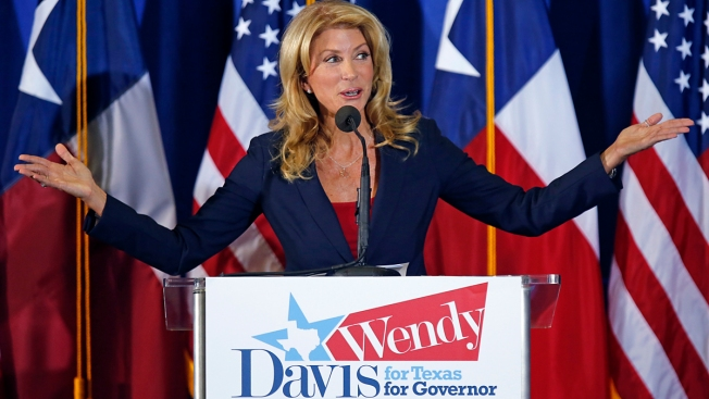 "Wendy Davis Defends Parenting Skills Against Bristol Palin's ""Downright Pathetic"" Jab"
