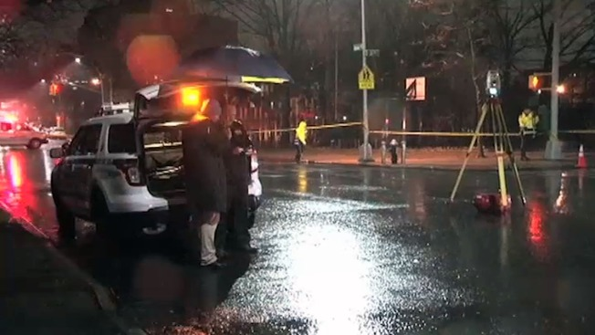 Woman Struck by 2 Minivans in Queens: NYPD - NBC New York