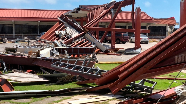 US Pacific Territory Will Need Help to Recover From Typhoon