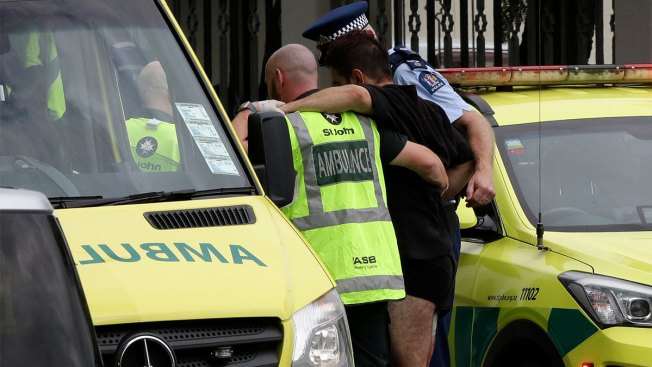 New Zealand Mosque Gunman Livestreamed Shooting Published: Fatalities Reported After Shootings At 2 New Zealand