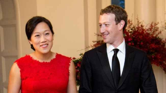 Mark Zuckerberg and Priscilla Chan welcome new daughter