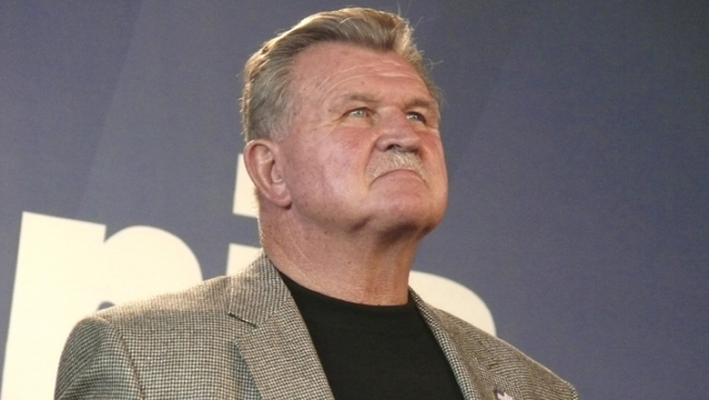 "Mike Ditka ""Doing Fine"" After Stroke"