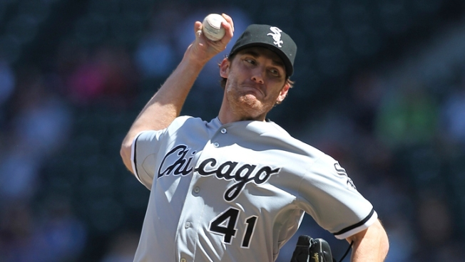 White Sox Phil Humber Pitches Perfect Game