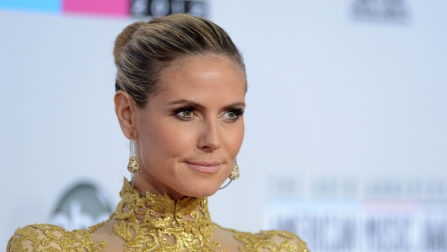 "Heidi Klum New Judge on ""America's Got Talent"""