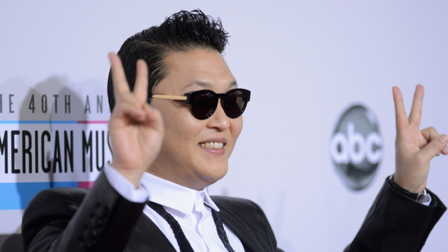 "Psy's ""Gangnam Style"" Becomes Most-Watched YouTube Video of All Time"