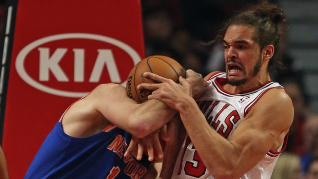 Knicks End 5-Game Winning Streak in 93-85 Loss to Bulls