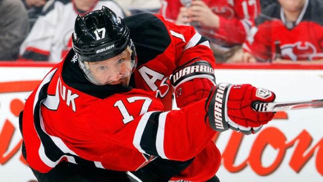 Zajac sets up 2 in 2-1 Devils Win