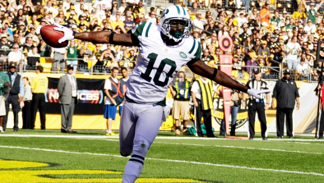 Jets Receiver Santonio Holmes Likely Won't Be Back Next Season, and With Good Reason