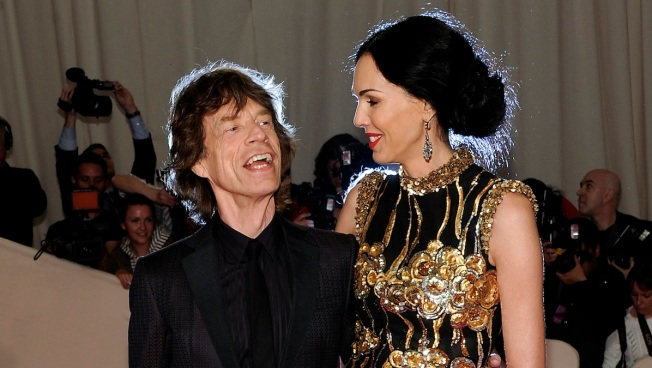 Mick Jagger Begins Making Arrangements for Designer Girlfriend L'Wren Scott's Funeral