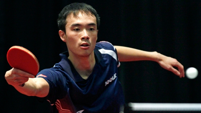 U.S.'s Zhang, Wang Claim Olympic Table Tennis Berths