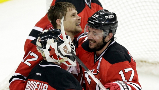 Devils Push Flyers to Brink of Elimination With 4-2 Win