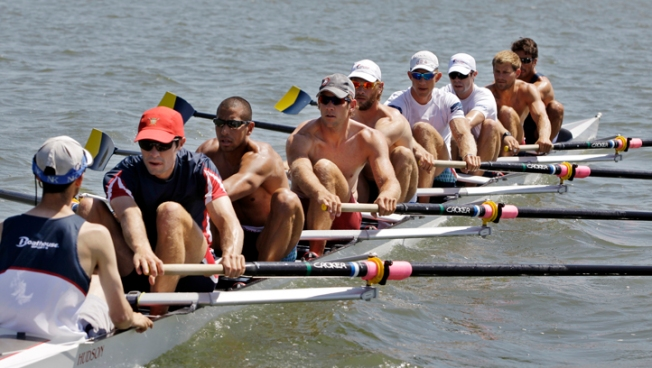 3 U.S. Rowing Crews Qualify for London Olympics