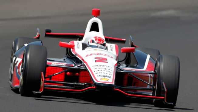 Ryan Briscoe Wins Pole Position for Indy 500