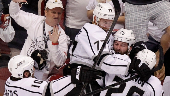 Devils Fall 2-1 in OT Thriller, Down 2-0 in Stanley Cup Finals