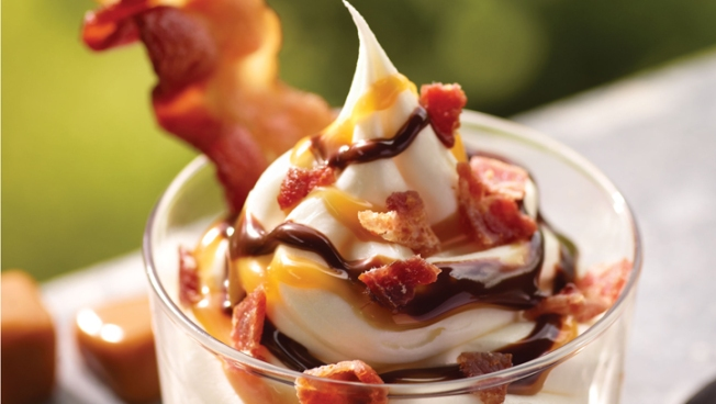 Burger King Introduces Bacon Sundae