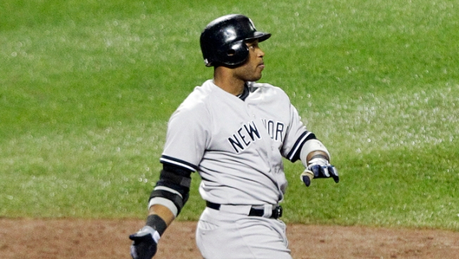 Cano, Granderson Homer, Lead Yanks over Angels