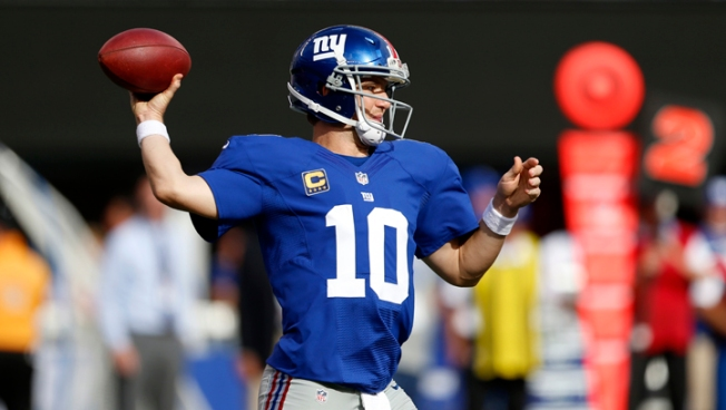 Eli Manning Saves Eli Manning