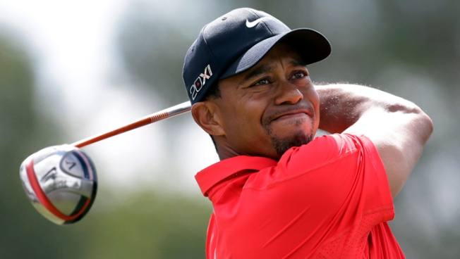 Tiger Woods Takes Over at Bay Hill