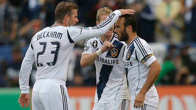 David Beckham Wins 2nd MLS Cup, Bids Farewell to Galaxy