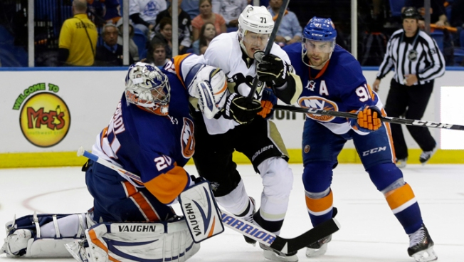 Orpik's OT Goal Ends Islanders Playoff Run