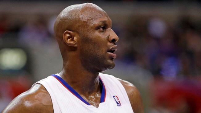 Knicks Sign Lamar Odom