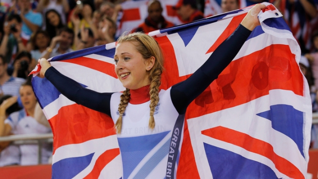 Olympic Cycling: Britain's Laura Trott Wins Omnium