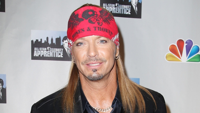 Bret Michaels Survives Another Bus Crash