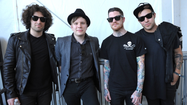 With CD, Fall Out Boy Wants to Save Rock 'n' Roll